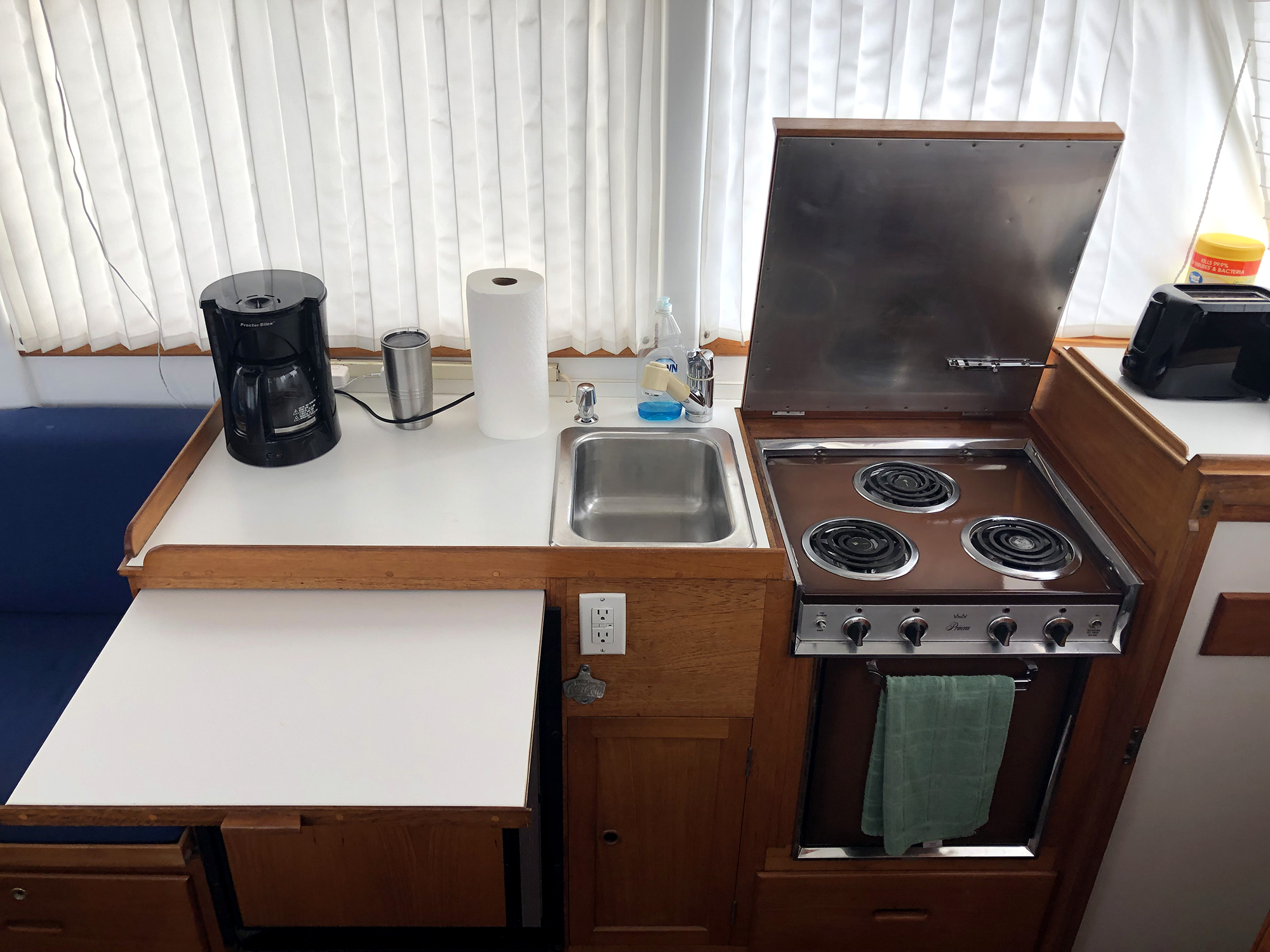 1972 Grand Banks 32 galley